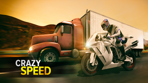 Highway Rider Motorcycle Racer 2.0.1 screenshots 5