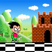 Jungle Titans Go : Endl Runner