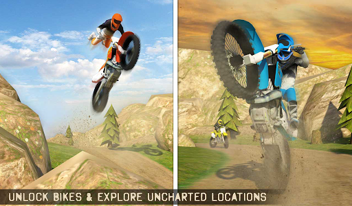 ud83cudfc1Trial Xtreme Dirt Bike Racing: Motocross Madness 1.6 screenshots 17