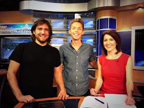 Photo: Austin TV Interview