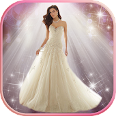 Wedding Dress Up Photo Editor
