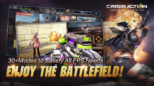 Crisis Action: 2018 NO.1 FPS 3.0.3 screenshots 3