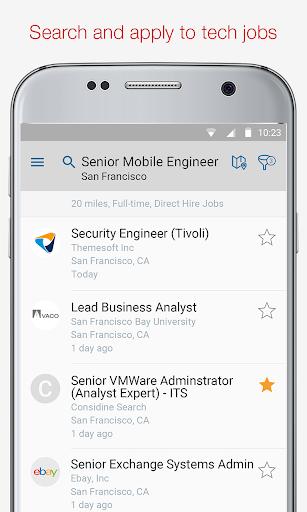 Tech Jobs, Skills & Salary 3.3.14 screenshots 2