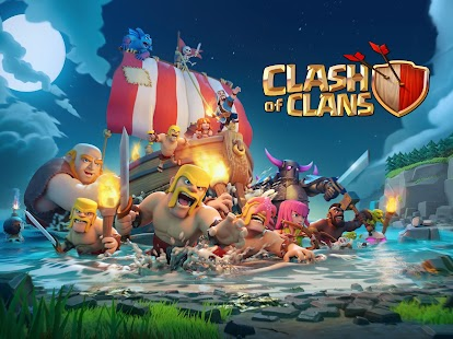 Clash of Clans: miniatura de captura de pantalla