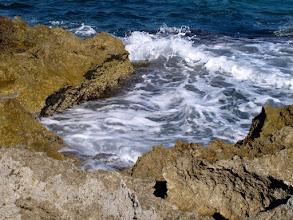 Photo: Wasser in Bewegung: Brandung (Felix)