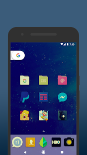 Nucleo Vintage - Icon Pack - náhled