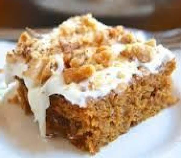 Maple-spice Cookie Squares With Mayonnaise Icing Recipe