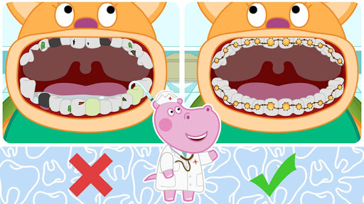 Kids Doctor: Dentist screenshots 15