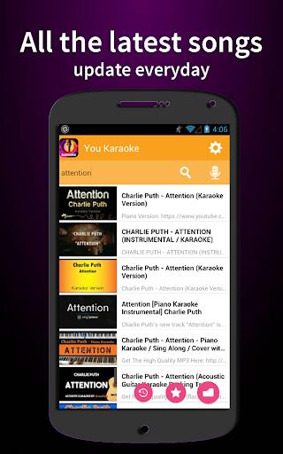 Download Karaoke Sing and Record - Smart Karaoke on PC & Mac