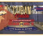 Cuban Fiesta at Poplars Restaurant : Poplars Restaurant