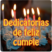 Dedicatorias de feliz cumple