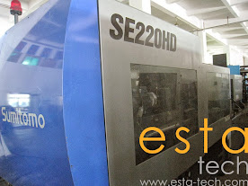 Sumitomo SE220HD-C750 (2009) Electric Plastic Injection Moulding Machine