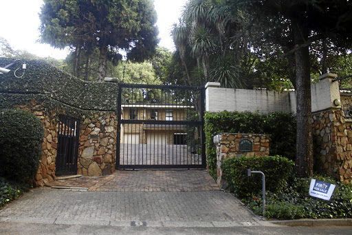 Zephrona Sizani Dubazana's house in Forest Town is up for sale. Former president Jacob Zuma's family is being evicted from the property.