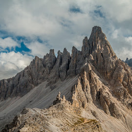 by Mario Horvat - Landscapes Mountains & Hills ( dolomites, mountains, paterno, nature, hiking, tre cime, outdoor, italia, dreizinnen, dolomiti, trecime, italy, landscape )