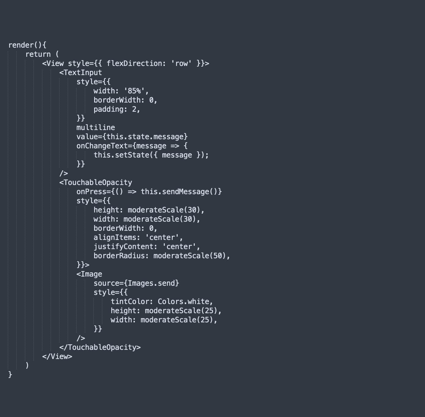 Design the UI