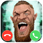 Conor mcgregor call