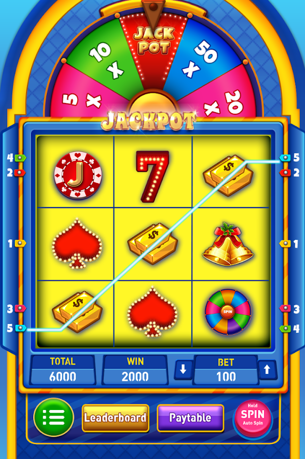 Crazy Spinners Slot Machine Android Apps On Google Play