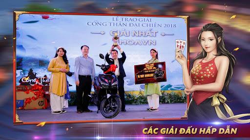 Chu1eafn Su00e2n u0110u00ecnh - Chu01a1i Chu1eafn Online  screenshots 4