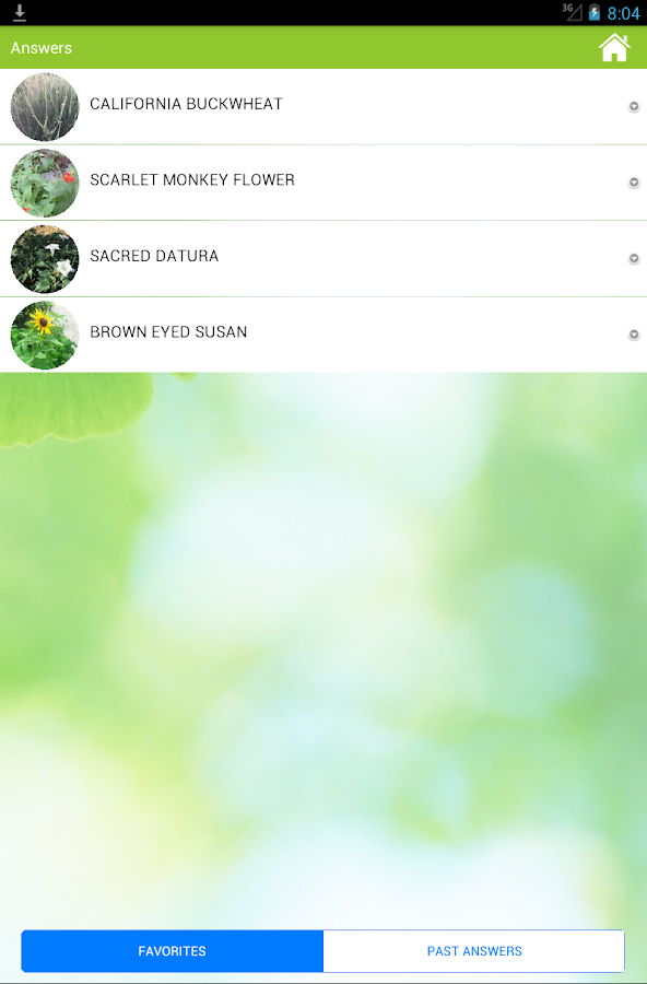 Garden Answers Plant Identifier Android Apps On Google Play