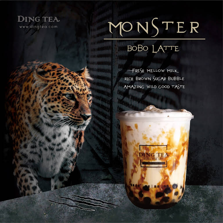 DING TEA SEATTLE - Taiwanese Bubble Tea