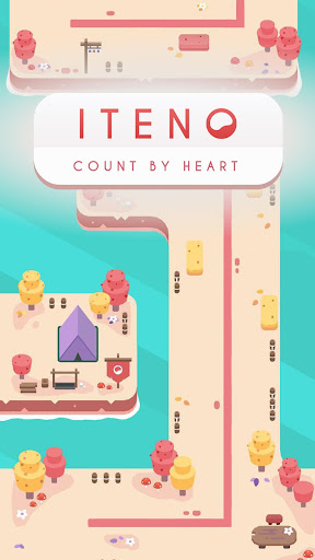 ITENO: simple math puzzle game 1.1.4 screenshots 1