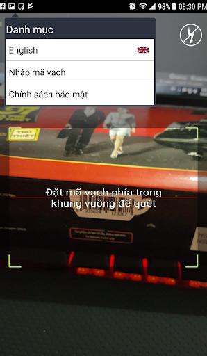 Barcode Viu1ec7t Xuu1ea5t xu1ee9 hu00e0ng hu00f3a 1.4.7 screenshots 2
