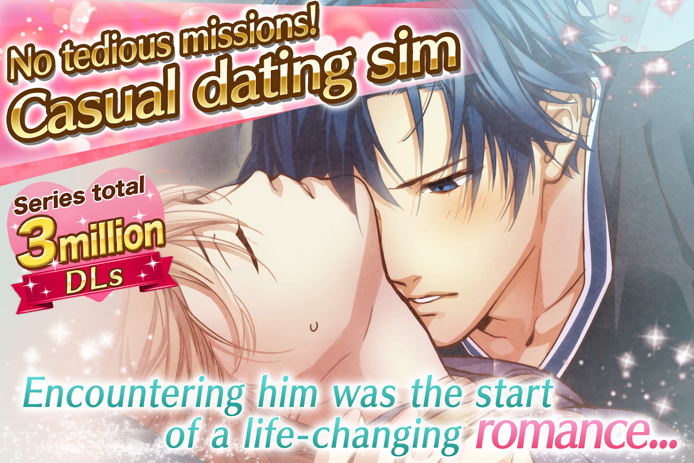 dating sim games for guys android
