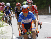 Damiano Cunego herstelt van een hersenvliesontsteking