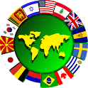 Capital Map Flag: Geography Trivia icon