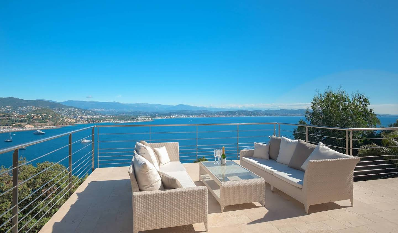 Villa avec piscine en bord de mer Theoule-sur-mer