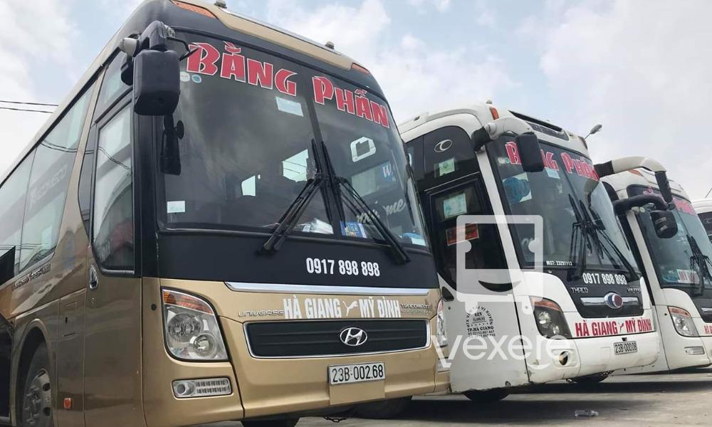 Xe Bằng Phấn từ Hà Nội đi Hà Giang