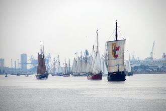 Photo: Hanse Sail 2010