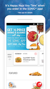 Sonic Hours Near Me >> Sonic Drive In Apps On Google Play