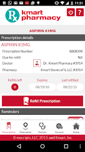 Kmart Pharmacy- screenshot thumbnail
