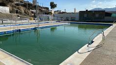 La nueva piscina de Alsodux.