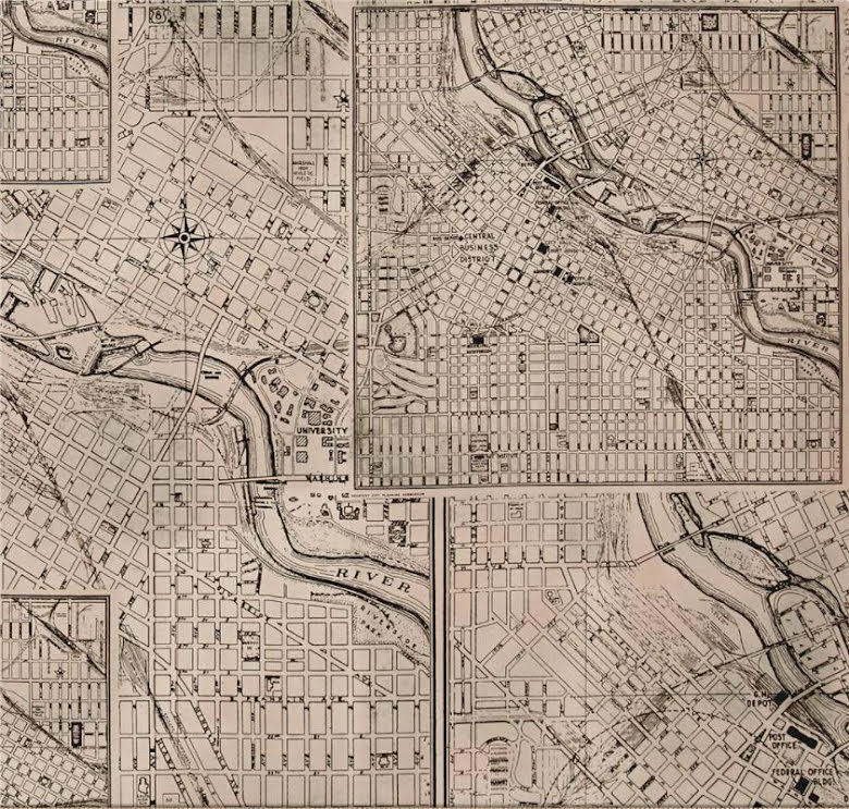 Streets Maps (11174)