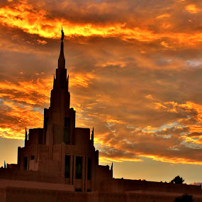 Phoenix Temple-hr by Jim Johnston - Buildings & Architecture Places of Worship (  )