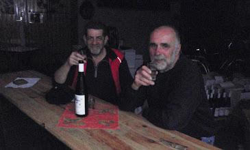 Photo: ..guten Wein trinken beim Winzer in Zell/Mosel
