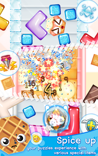 Star Candy Puzzle Tower