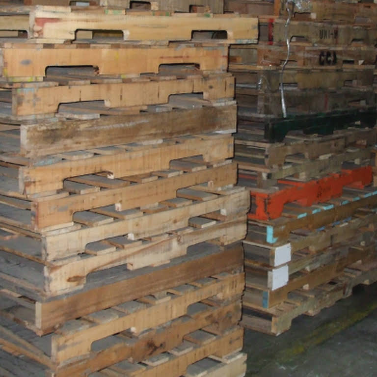 Station Pallets : New & Used Pallets Merseyside ...