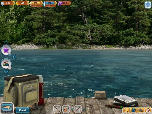 Fishing Paradise 3D Free+ screenshot 9