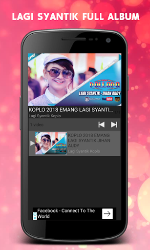 Lagu Lagi Syantik ~ Siti Badriah 1.0.0 screenshots 2
