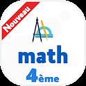 cours de maths 4ème icon