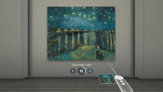 Google Arts & Culture VR – Vignette de la capture d'écran
