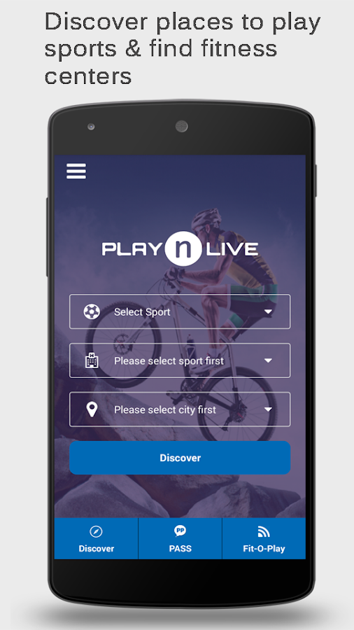 Playnlive- screenshot