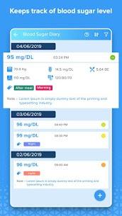 Blood Sugar Diary – Health Tracker v1.3 (Pro) 5