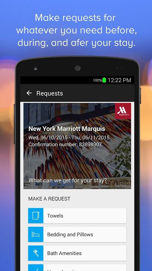 Marriott International- screenshot