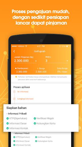 Easy Pinjaman : Pinjam uang lebih gampang  screenshots 4