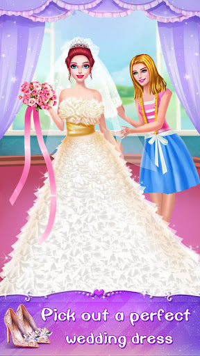 Wedding Makeup Salon - Love Story  screenshots 10