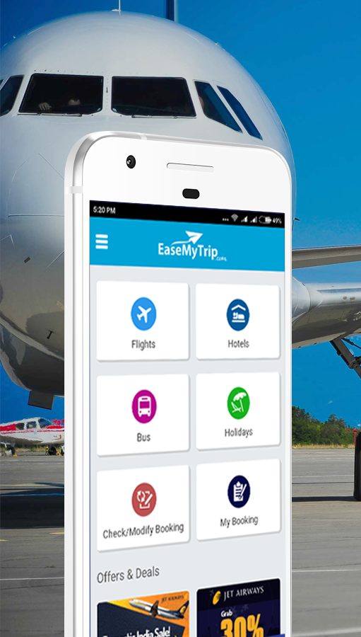 EaseMyTrip – Cheap Flights, Hotels, Bus & Holidays- screenshot